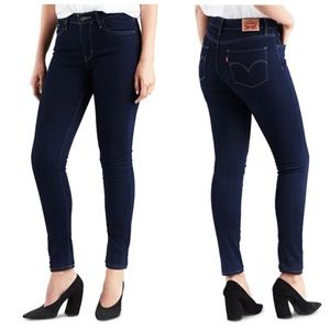 Levi's Women's 721 High-Rise Skinny Jeans Size 30